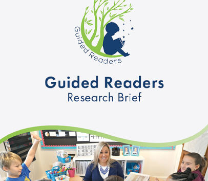 Preview of the Guided Readers research brief
