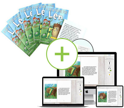 Leveled Books and Interactive Digital Reader